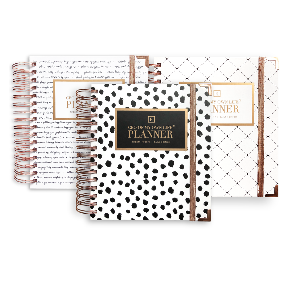 2020 Daily Planner Bundle | Starter Pack