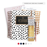 2020 Daily Planner Bundle | Luxury Edit