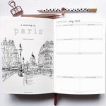 2020 Weekly CEO OF MY OWN LIFE® Planner | Midnight Blue