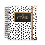 Ella Iconic | 2020 Daily CEO of My Own Life® Planner | Dalmatian