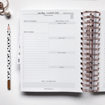 Ella Iconic | 2020 Daily CEO of My Own Life® Planner | Daily Pages
