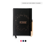 2020 Weekly CEO of My Own Life® Planner Bundle | Luxury Stationery Gifts | Ella Iconic