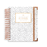 2021 Daily Planner | CEO of My Own Life® | Polka Dot