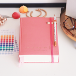 Ella Iconic CEO of My Own Life® 2021 Daily Planner | Colour Therapy Page