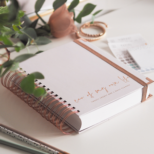 Ella Iconic 2021 CEO of My Own Life Daily Planner | Stone Lifestyle 2