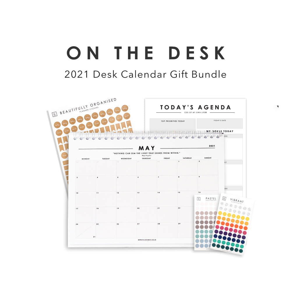 On The Desk Gift Bundle