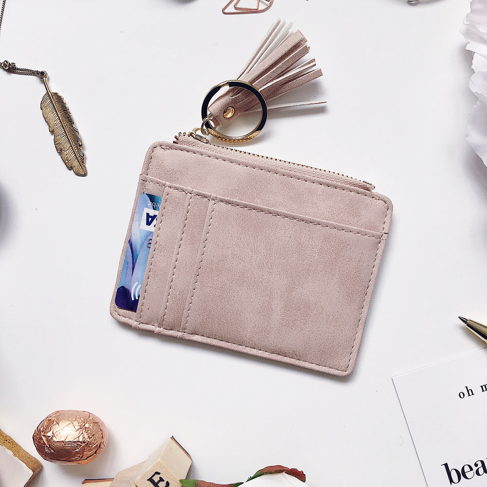 Card Holder | Blush