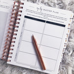 2019 Daily Life Planner Diary | CEO Of My Own Life® | Ella Iconic