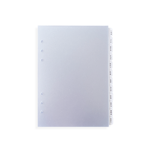 Ella Iconic A5 Personal Planner January - December Dividers