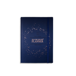 Undated Weekly CEO of My Own Life® Planner | Midnight Blue