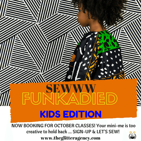 SEWWW Funkdafied : Kids Edition
