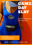 Game Day Slay - Gator Girl