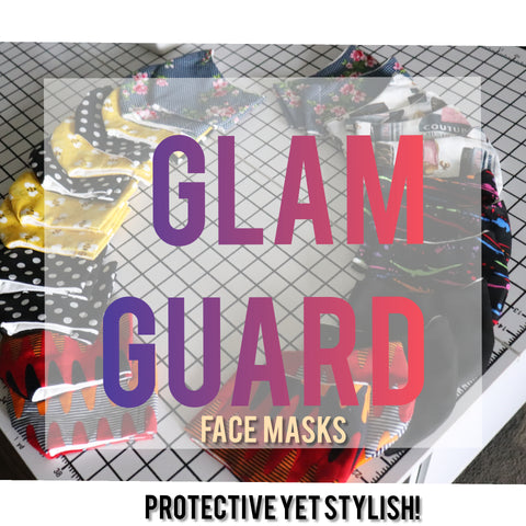 GLAM GUARD - Face Mask