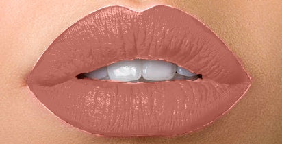 Nude Liquid Matte Long Lasting Lipstick for Crossdressers