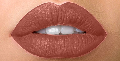 Beige Liquid Matte Long Lasting Lipstick for Crossdressers