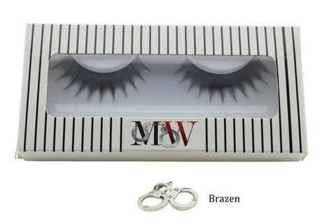 sexy style of false eyelashes