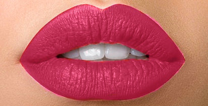 Bright Pink Liquid Matte Long Lasting Lipstick for Crossdressers