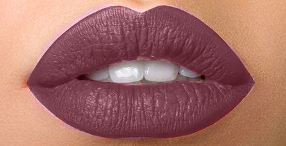 Plum Liquid Matte Long Lasting Lipstick for Crossdressers