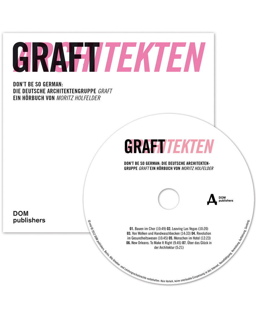 Audiobuch: GRAFT Architekten