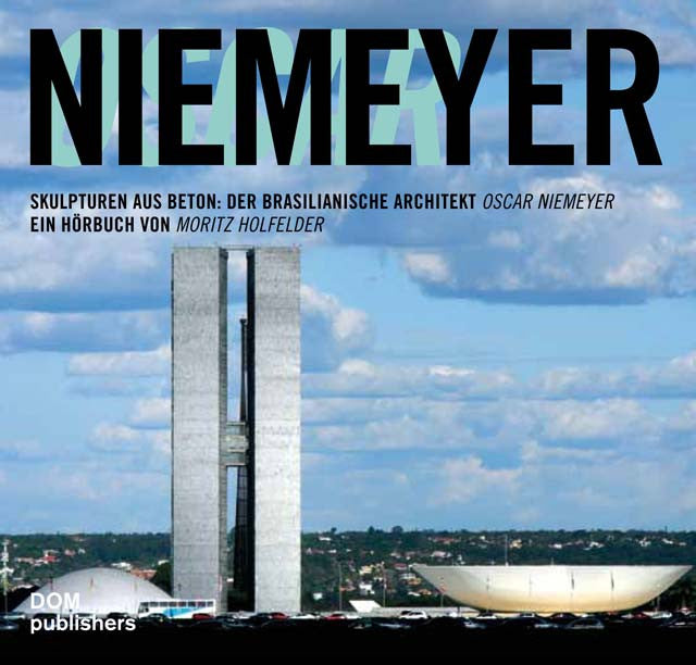 Audiobuch: Oscar Niemeyer