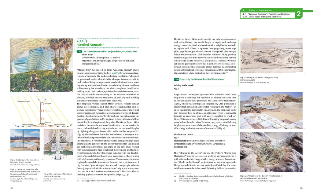 World Atlas of  Sustainable Architecture
