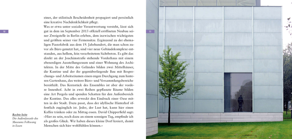 Audiobuch: David Chipperfield