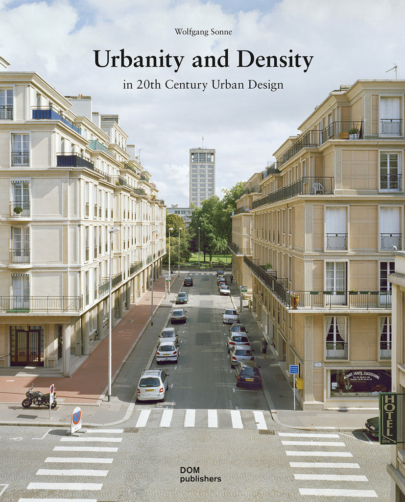 Urbanity and density dom publishers Urban design vs urban planning