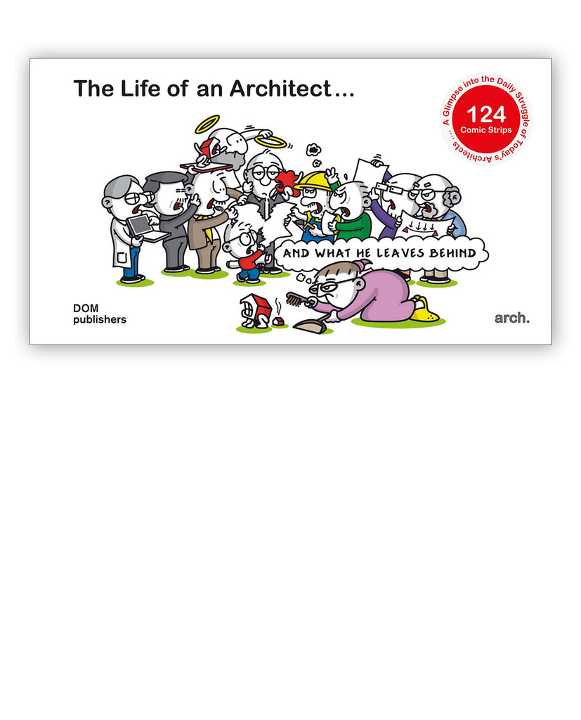 Comic: The Life of an Architect…
