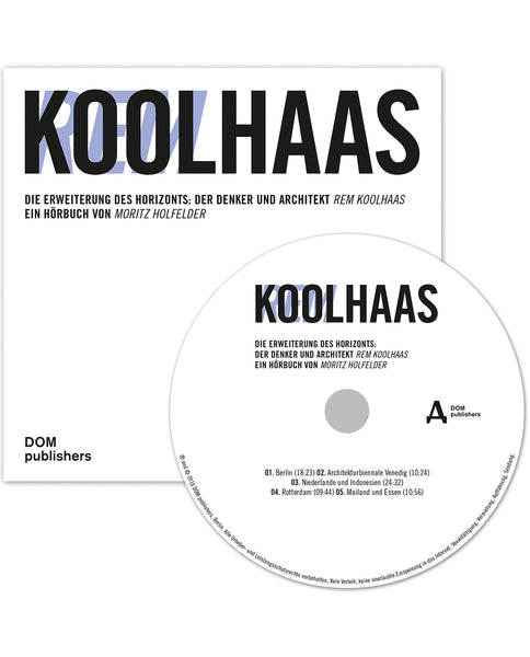 Audiobuch: Rem Koolhaas