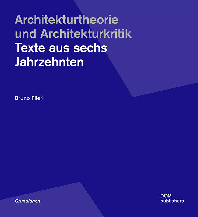 Architekturtheorie und Architekturkritik