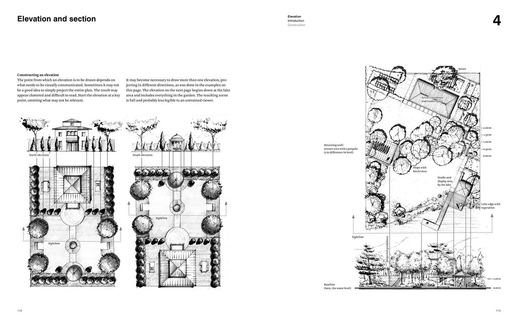 Drawing for Landscape Architects 1 (3rd edition)