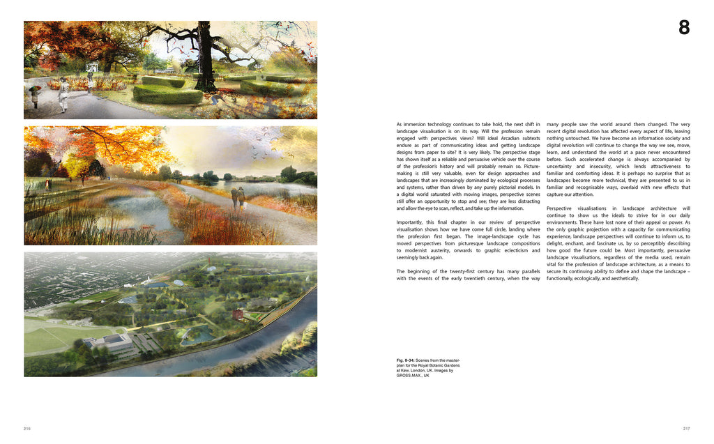 Drawing for Landscape Architects 2