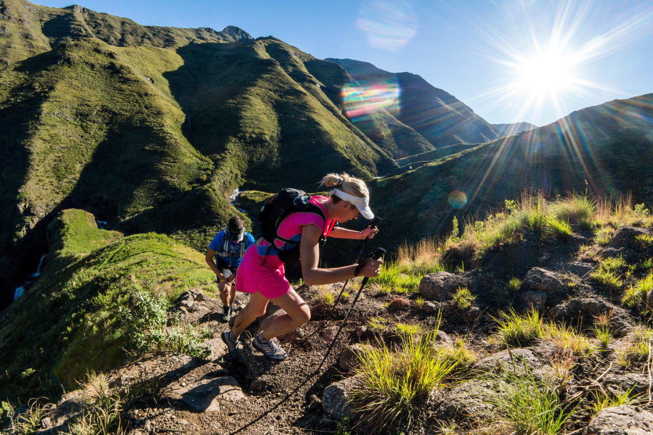 Personal Stories: Conquering the Lesotho Ultra Trail