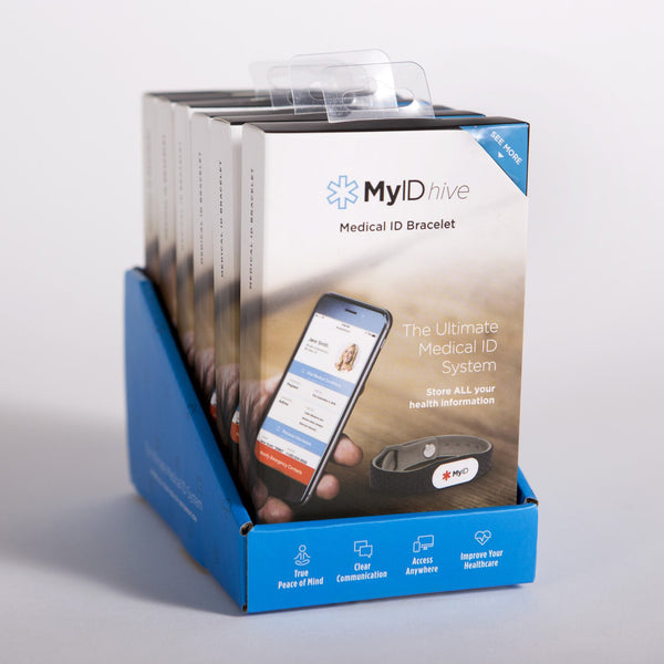 MyID Hive - 6 Unit Display