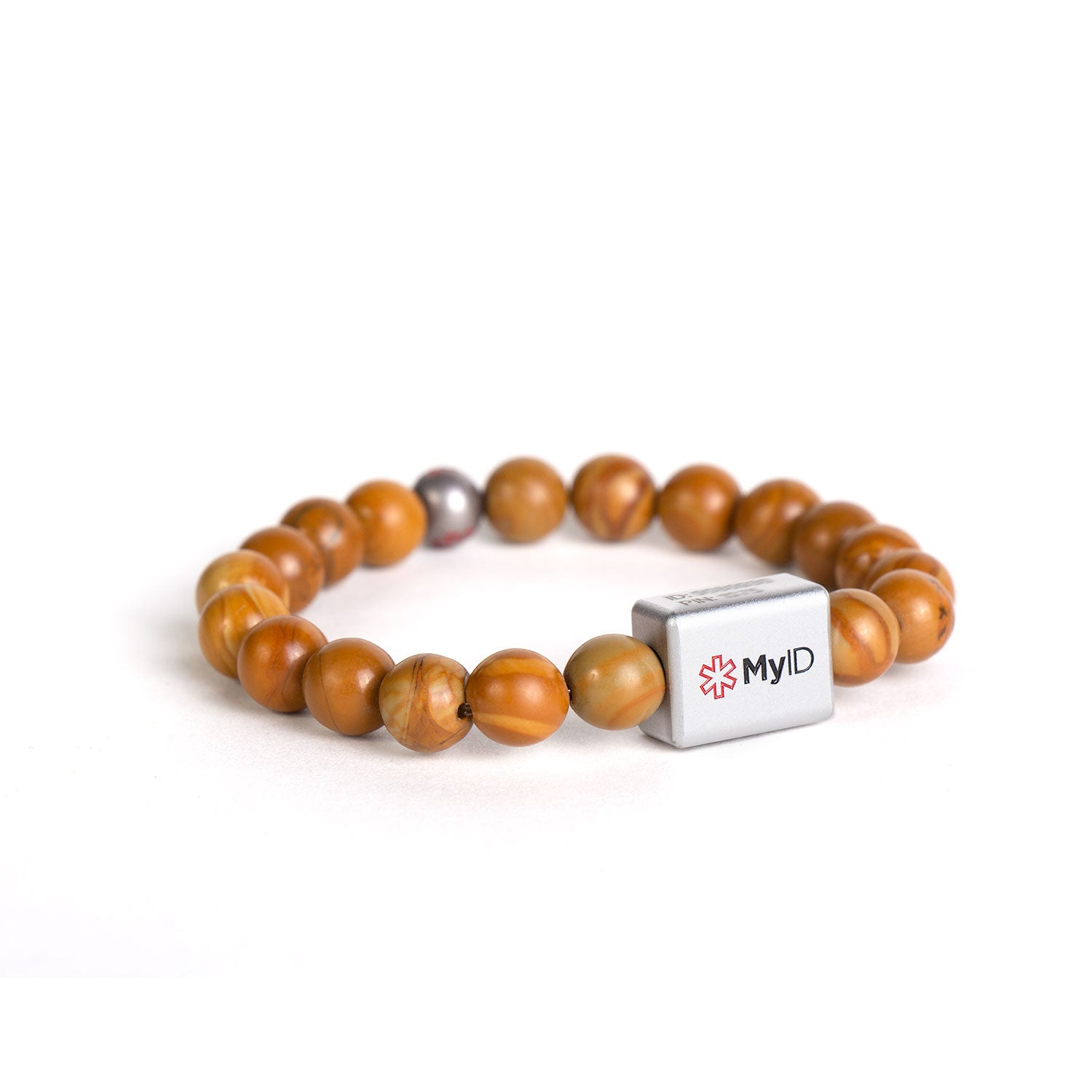Serpeggiante Medical ID Bracelet
