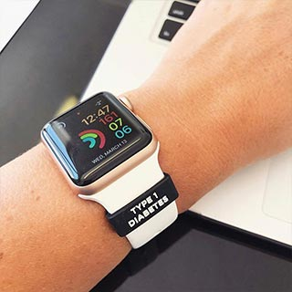 myid apple watch medical id sleeve