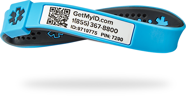 MyID Medical ID Bracelets Access Points