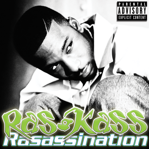 "Ras Kass ""Rasassination"" 20th Anniversary CD (w/ bonus disc)"