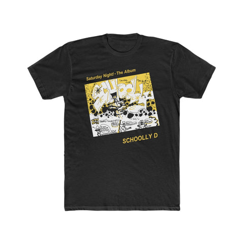 "Schoolly D ""Saturday Night!- The Album"" T-Shirt"