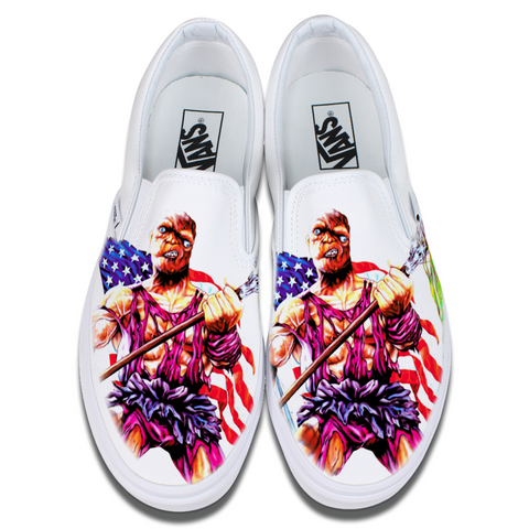 The Toxic Avenger - Classic Movie Poster Vans