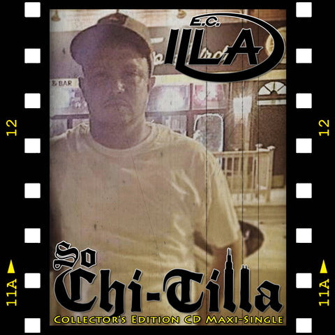 "E.C. Illa ""So Chi-TIlla/Live From The Ill"" Collector's Bundle"