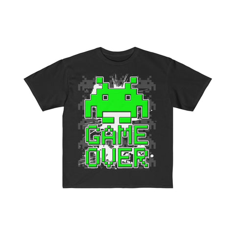 Space Invaders Game Over Kids T-Shirt