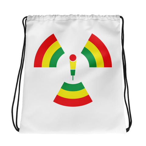Microphone Misfitz Drawstring bag
