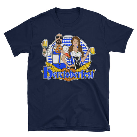 Herctoberfest Official Beer Drinkin' T-Shirt