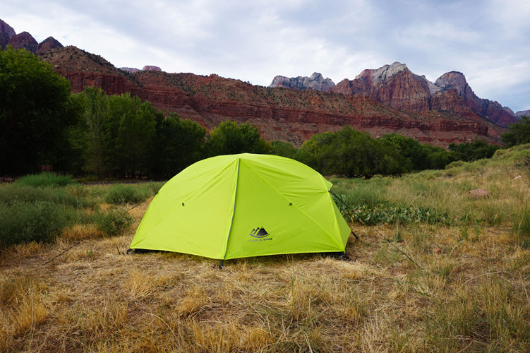 Backpacking Tents by Hyke and Byke