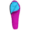 Eolus 0F 800 Fill Power Goose Down Sleeping Bag - Magenta / Teal