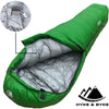 Katahdin 0°F 625 Fill Power Hydrophobic Sleeping Bag with Advanced Synthetic