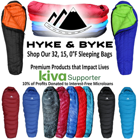 Hyke and Byke Products
