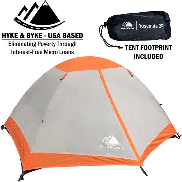 Hyke & Byke Yosemite 2P Backpacking Tent