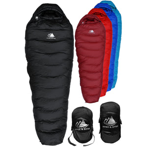 Snowmass 0°F Ultralight Down Sleeping Bag